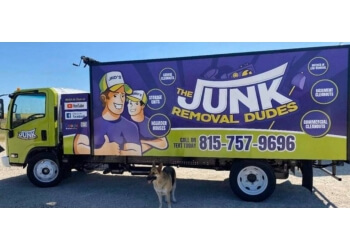 Aurora junk removal The Junk Removal Dudes