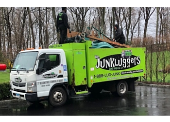 Stamford junk removal The Junkluggers of Fairfield & Westchester Counties