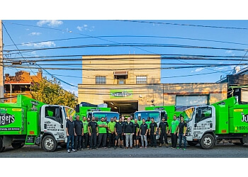 New York junk removal The Junkluggers NYC
