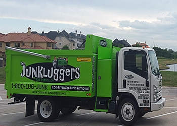 Plano junk removal The Junkluggers of North Dallas