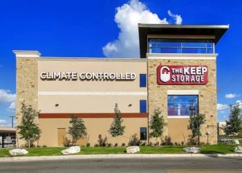 San Antonio storage unit The Keep Storage - Westover Hills