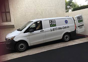San Diego locksmith The Key Crew