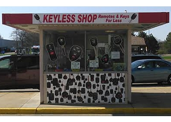 Akron locksmith The Keyless Shop