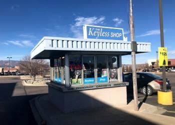 Colorado Springs locksmith The Keyless Shop