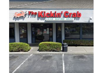 San Jose seafood restaurant The Kickin' Crab