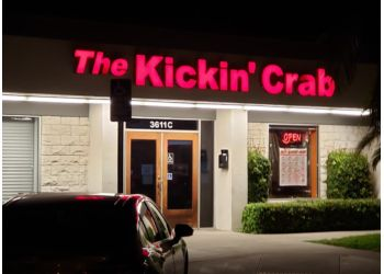 Santa Ana seafood restaurant The Kickin Crab