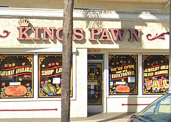 Escondido pawn shop The King's Pawn