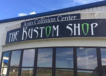 Lincoln auto body shop The Kustom Shop