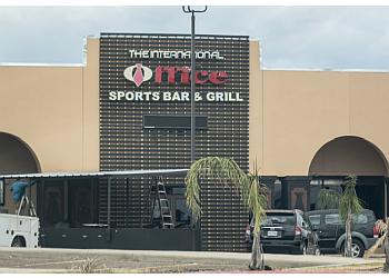 Laredo sports bar The Laredo International Office Sport Bar & Grill