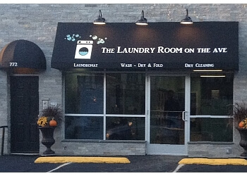 Hartford dry cleaner The Laundry Room on the Ave