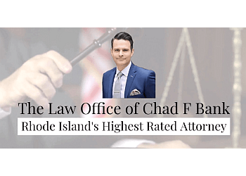 Providence dwi & dui lawyer The Law Office of Chad F Bank