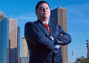 Houston immigration lawyer Edwin E. Reyes