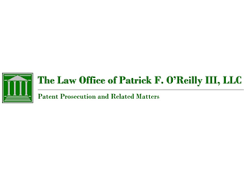 Columbus patent attorney The Law Office of Patrick F. O'Reilly III, LLC