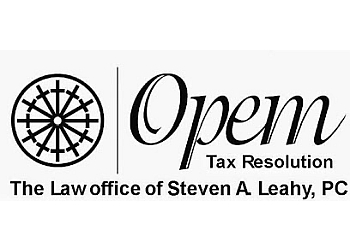 Chicago tax attorney The Law Office of Steven A. Leahy PC