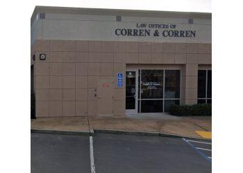 Stockton employment lawyer Adam Corren