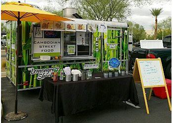 Chandler food truck The Lemongrass Shack