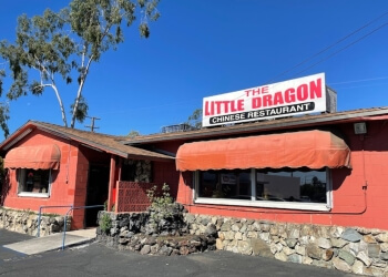 San Bernardino chinese restaurant The Little Dragon Chinese Restaurant