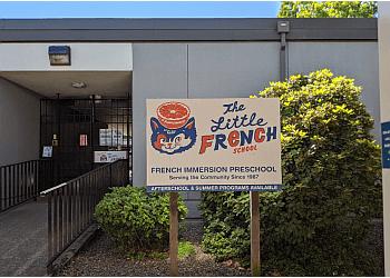 Eugene preschool The Little French School