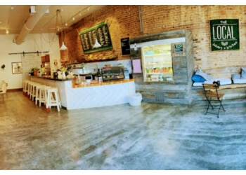 Chattanooga juice bar The Local Juicery + Kitchen