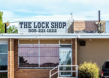Albuquerque locksmith The Lock Shop