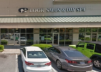 Chesapeake hair salon The Look Salon & Day Spa