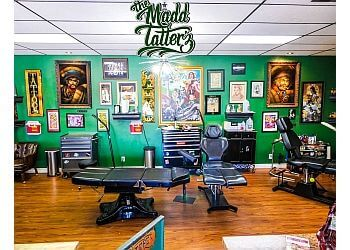 Riverside tattoo shop The Madd Tatter'z