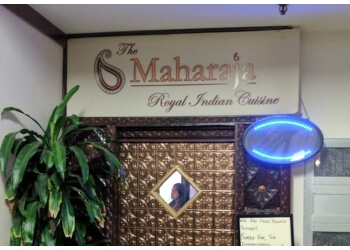 Cambridge indian restaurant The Maharaja