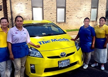 Alexandria house cleaning service The Maids