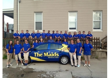 Cincinnati house cleaning service The Maids
