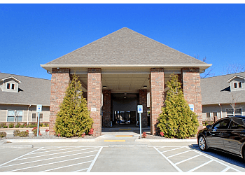 Little Rock assisted living facility The Manor Senior Living Community