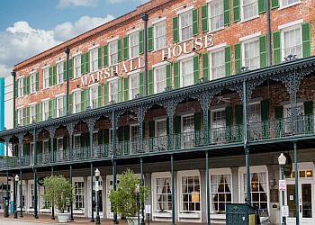 Savannah hotel The Marshall House