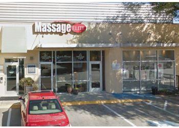 Dallas massage therapy The Massage Elite