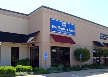 Dallas printing service The Master's Press