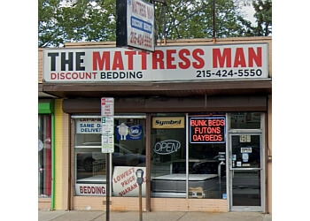 Philadelphia mattress store The Mattress Man