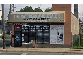 Detroit mattress store The Mattress Wholesaler