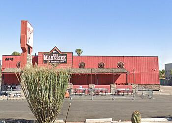 Tucson night club The Maverick