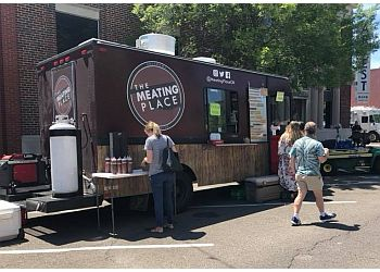 Norman food truck The Meating Place