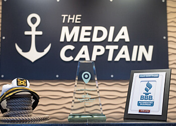 Columbus web designer The Media Captain