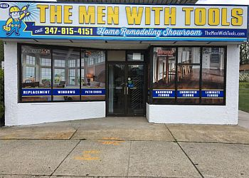 New York window company The Men With Tools Windows & Doors