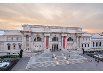 New York places to see The Metropolitan Museum of Art