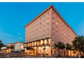 Charleston hotel The Mills House Wyndham Grand Hotel