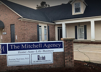Montgomery insurance agent The Mitchell Agency