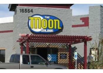 The Moon Saloon