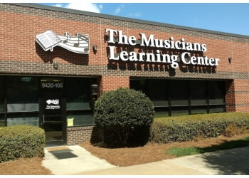 Raleigh music school The Musicians Learning Center