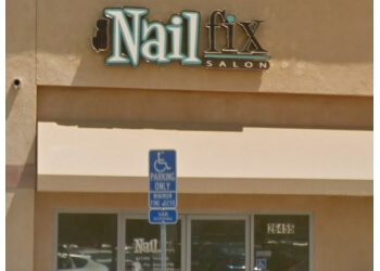 Santa Clarita nail salon The Nail Fix Salon