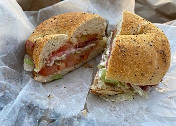 Lansing bagel shop The New Daily Bagel