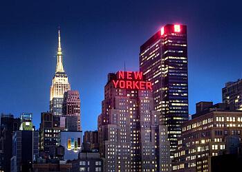 New York hotel Wyndham New Yorker Hotel