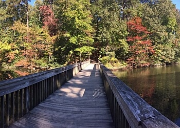Newport News hiking trail The Noland Trail