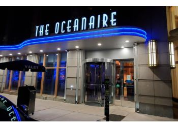 Minneapolis seafood restaurant The Oceanaire Seafood Room