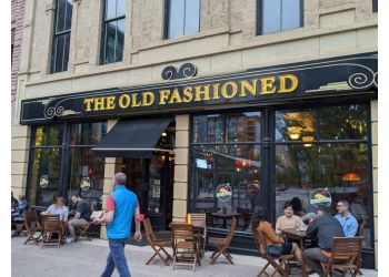 Madison american cuisine The Old Fashioned